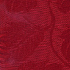 Fern Damask Crimson