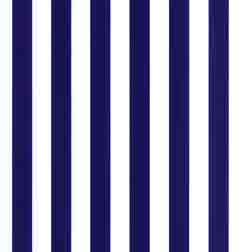 Classic Style  Awning Stripe Navy