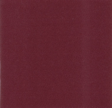 Laminated Linen  Poly Burgundy