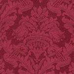 New Orleans Damask  Saxony-Red