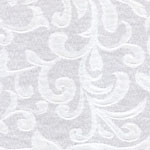 New Orleans Damask  Somerset-White